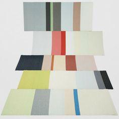 vloerkleed Hay: Paper Carpet vloerkleed Pistache Green