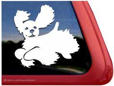 Custom Hunting Cocker Spaniel Dog Car Truck RV Window Decal Sticker