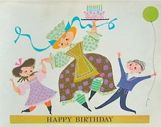 A vintage children's book with Mary Blair illustrations