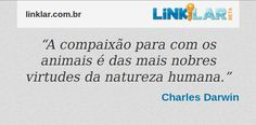 A natureza por Charles Darwin. Acompanhe conosco as principais notícias da Rio+20
