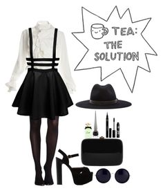 Tea: The Solution To Everything by yun-yun on Polyvore
