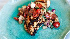Caprese Chicken [Recipe Recycle]
