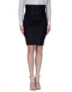 PIERRE BALMAIN Knee Length Skirt. #pierrebalmain #cloth #skirt