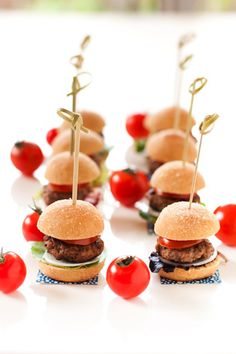 6 course miniature meal - neat party idea.  I want to do this for a party at my house catered by Andy Furness!