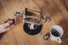 Kann man Kaffee selber rösten?