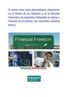 estudios-sobre-el-mundo-de-los-negocios-y-el-mercado-financiero by Hotcourses Latinoamérica via Slideshare