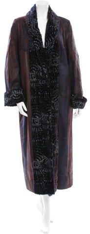 Giuliana Teso Reversible Fur Coat