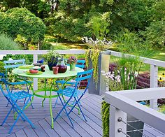 Make a bold statement starting with your patio.