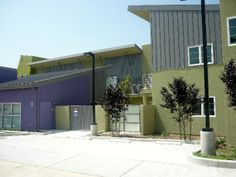 "2009 - ""Glendale Accessible Apartments"" (United Cerebral Palsy - Casa de la Amistad) Glendale, CA - Built for Glendale Community Housing Corp. – By Alpha Construction, Inc - Superintendent: Phil Logan - Back view"