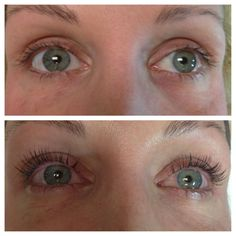 Immediately after LASH LIFT and eyelash tint! Eyelashes, Eyebrows, Eyelash Tinting, Lash Lift, Extensions, Masks, Eyes, Hair Styles, Makeup