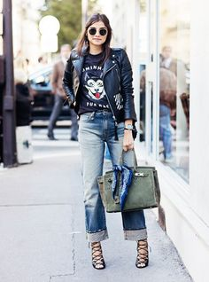 MODERNIZE SEUS LOOKS COM JEANS! - Juliana Parisi - Blog
