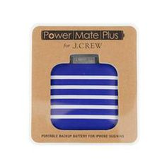 Backup Battery for iPhone  $34.99