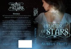 Promise of Stars book cover design © Regina Wamba of Mae I Design and Photography cover stories that rock off the pages, www.maeidesign.com for more book covers, author branding, book promotion and custom cover photography