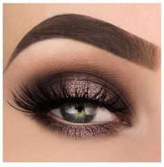 Mauve for Green Eyes
