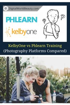 KelbyOne or Phlearn: Which training website to choose to learn photography online? I compared the two platforms, with pros and cons, and whether they are worth it. And hey! You can check out some of their classes for free! | #photography #photographer #photographyclass #photolife School Photography, Free Photography, Photography Classes, Mobile Photography, Amazing Photography, Learn Photography Online, Best Online Photography Courses, Photoshop Me, Best Iphone