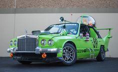 ES REAL. El auto ideal según Homero Simpson existe!!!