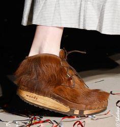 Ugliest Shoes - Fall 2015 Runways - Vivienne Westwood