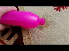Halı lekelerinde bulaşık makinası parlatıcısının etkisi - YouTube Make It Yourself, Youtube, Youtubers, Youtube Movies
