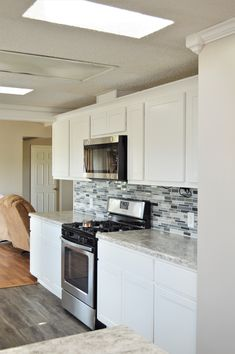 BaileyTown USA, Maple, Chesapeake door style, White finish Kitchen Cabinetry, White Cabinets, Design Firms, Kitchens, Usa, Home Decor, Style, Kitchen Cabinets, White Dressers