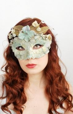 Mermaid Mask