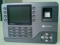 Fingerprint attendance system with access control device.. http://www.totalitech.com/
