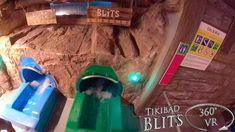 Tikibad 2019 Blits 360° VR POV Onride