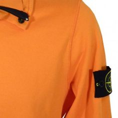 Orange Sweatshirt - Sweatshirt from Jonathan Trumbull & Hatters UK