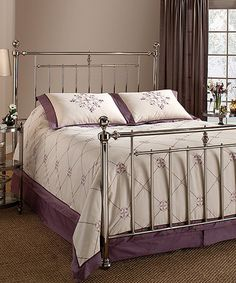 Loving this Holland Bed on #zulily! #zulilyfinds
