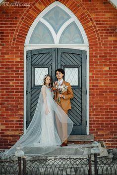 Beautiful fall wedding filled with florals. | ElegantWedding.ca