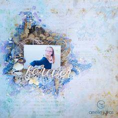 Le Monde d'Amélie Scrapbooking, Painting, Art, Art Background, Painting Art, Kunst, Paintings, Performing Arts, Scrapbooks