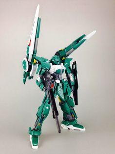 Delta Gundam Verde - Custom Build