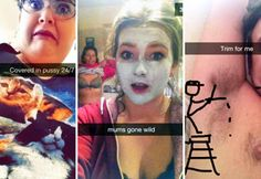 28 Of The Best And Worst Snapchats Of The Year!
