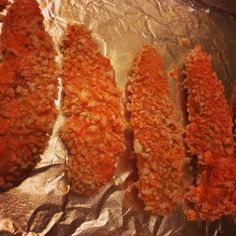 I Don't Go to the Gym: Baked Buffalo Ranch Chicken Tenders