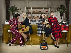 Fall 2015 Fashion Ads: Handbag Spotlight (Part 1) - Accessories Magazine