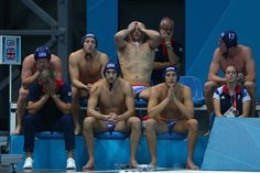 olympic water polo bulges - Google Search