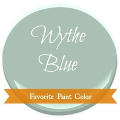 Postcards from the Ridge: Favorite Paint Color ~ Benjamin Moore Wythe Blue (welcome decor paint colors) Front Door Colors, Wall Colors, House Colors, Bedroom Colours, Blue Bedroom, Front Doors, Benjamin Moore Wythe Blue, Benjamin Moore Paint, Interior Paint Colors
