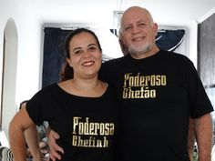 Poderoso Chefão ... Poderosa Chefinha !!! By Silkstars