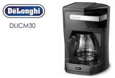 ماكينة قهوة ديلونجي Icm30 بالتقطير سعر ومواصفات وعيوب Drip Coffee Maker Coffee Coffee Maker