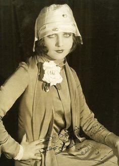 Carole Lombard 1920's