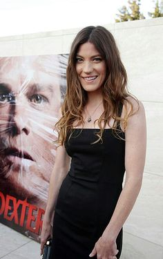 Jennifer Carpenter, Dexter.
