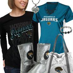 check out 4536c 458cb 44 Best Jacksonville Jaguars Fashion, Style, Fan Gear images ...