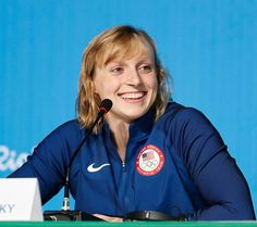 Katie Ledecky Smashes Own World Record: Photos, Video Of Swimmer In 2016 Rio…