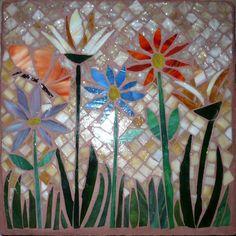 Mosaic Flower Garden