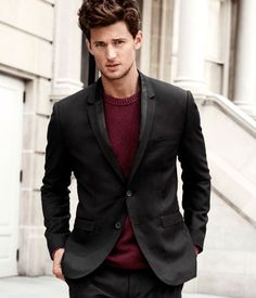 Casual yet elegant- the way a Lazzoni man would dress. #LuxuryLiving #LazzoniWardrobe. Like us on Facebook on.fb.me/17Kp1VN