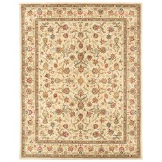 "Grand Bazaar Tufted Rosemont Rug in / 3'-6"" x 5'-6"""