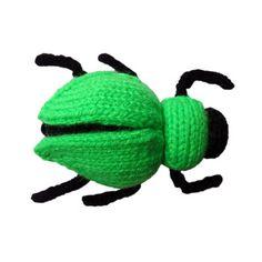 'Beetle' Beetle: free knitting pattern