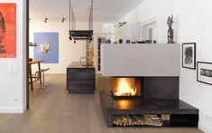 Wohnung D.   Mayr & Glatzl Innenarchitektur GmbH #innenarchitektur #küche #design #details Flat Screen, Design, Home Decor, Interior Design Kitchen, Floor Layout, Flatscreen, Interior Design, Design Comics, Home Interior Design