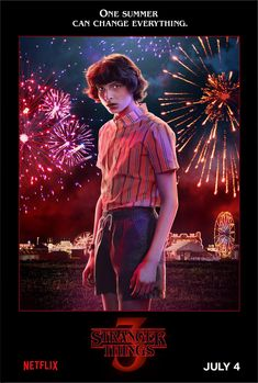 Stranger Things debuts character posters and scene from the premiere Stranger Things Netflix, Stranger Things Saison 1, Stranger Things Characters, Stranger Things Upside Down, 3 Characters, Eleven Stranger Things, Movies And Series, Stranger Things Aesthetic, Winona Ryder