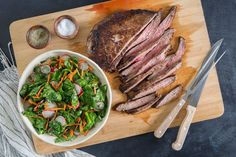 Five-Spice Flank Steak