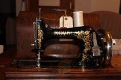 new royal sewing machine